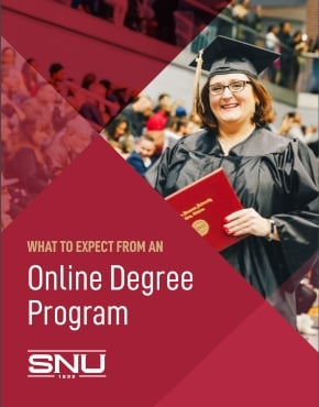 Cover - What to Expect from an Online Degree Program - Resources page