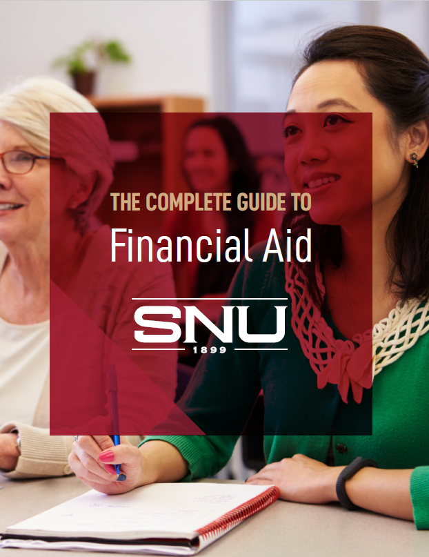 SNU - Financial Aid Guide Cover-1